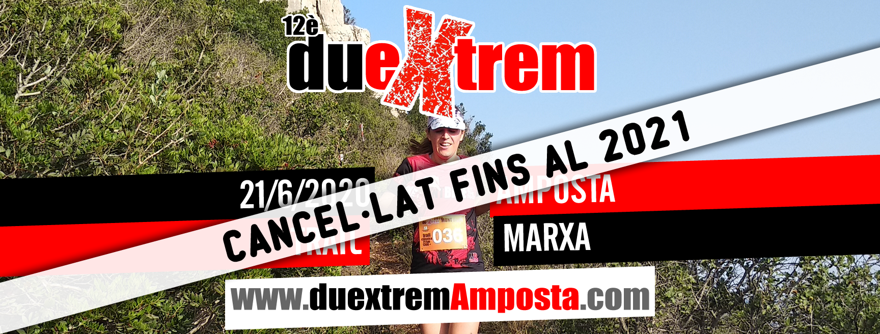 Duextrem Amposta Trail 2020 CANCEL·LAT
