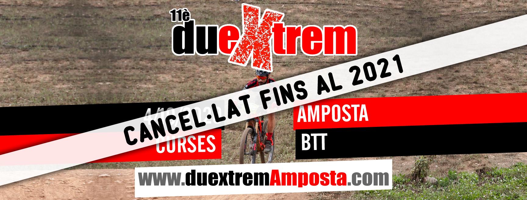 Duextrem Amposta BTT 2020 CANCEL·LAT