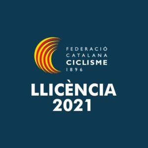 Llicències Federació Catalana de Ciclisme 2021