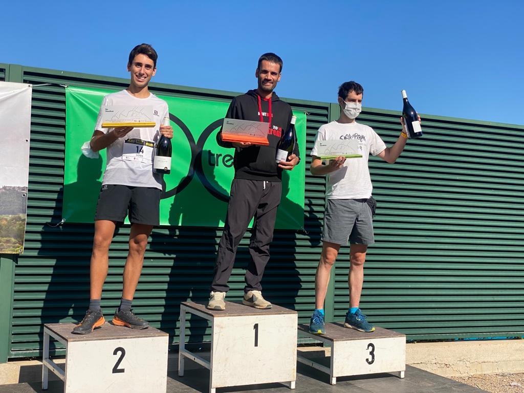 Lluisma Mas (Montbike), guanyador de la Cursa per Muntanya de Tivissa 2021