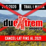 Duextrem Amposta 2020, cancel·lat