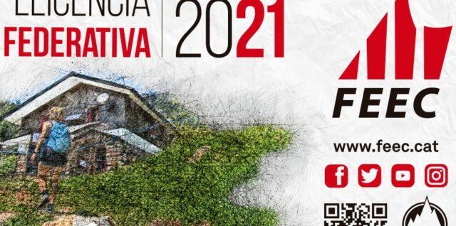 llicència FEEC 2021 - Montbike